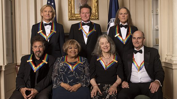 39th Annual Kennedy Center Honorees